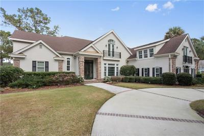 Colleton River Single Family Home For Sale: 9 Mulberry Road