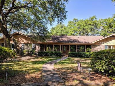 Ridgeland Single Family Home For Sale: 144 R And M Plantation Drive