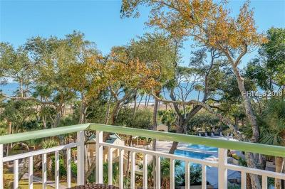 Hilton Head Island Condo/Townhouse For Sale: 63 Ocean Lane #2412