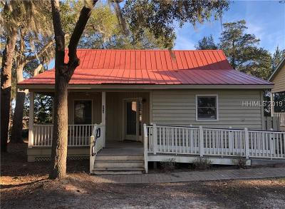 Ridgeland Single Family Home For Sale: 404 Palm Key Place