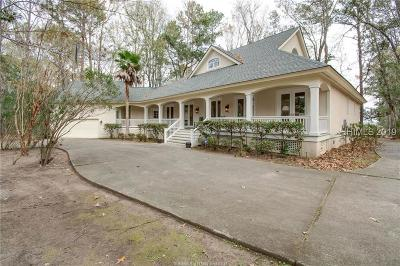 Okatie Single Family Home For Sale: 1 N Oak Forest Drive