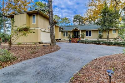 Beaufort County Single Family Home For Sale: 1 Lookout