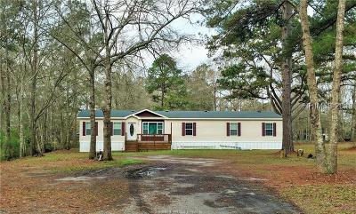 Ridgeland Single Family Home For Sale: 349 Nettles Road