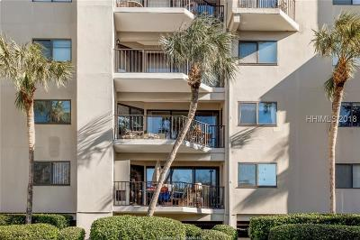 South Forest Beach Condo/Townhouse For Sale: 10 S Forest Beach Drive #220