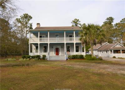 Seabrook Single Family Home For Sale: 247 Johnson Road