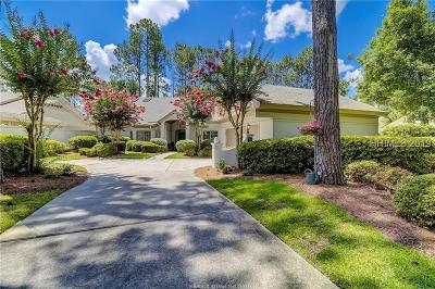 Hilton Head Island Single Family Home For Sale: 5 Prestwick Ct