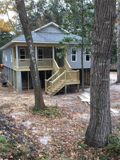 Beaufort Single Family Home For Sale: 21 Blythewood Road