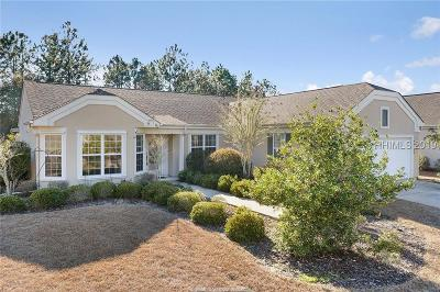 Bluffton Single Family Home For Sale: 9 Redtail Drive