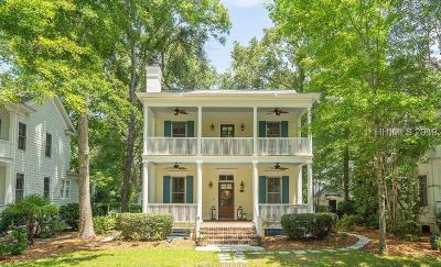 Beaufort Single Family Home For Sale: 17 Mount Grace