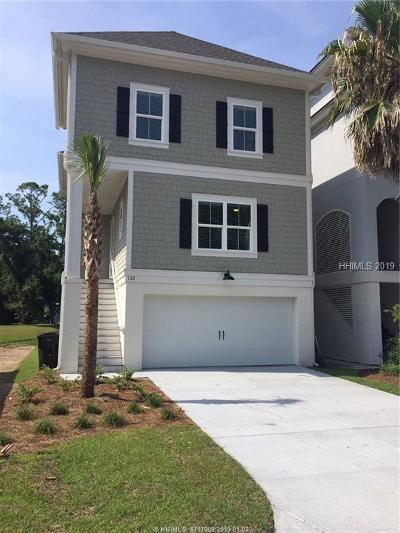 Folly Field Single Family Home For Sale: 11 Sandcastle Court