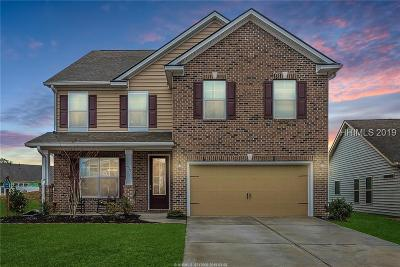 Single Family Home For Sale: 2010 Blakers Blvd