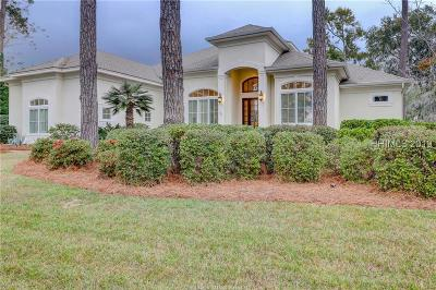 Beaufort County Single Family Home For Sale: 35 Wilers Creek Way