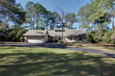 Moss Creek Single Family Home For Sale: 12 Timber Lane