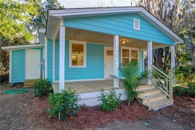 Beaufort Single Family Home For Sale: 1902 Greene Street