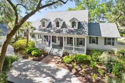 Beaufort County Single Family Home For Sale: 26 River Bend Drive