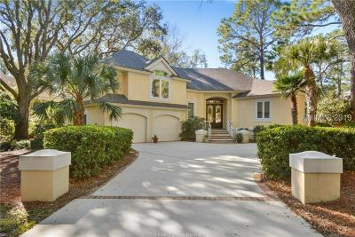 Beaufort County Single Family Home For Sale: 74 Full Sweep