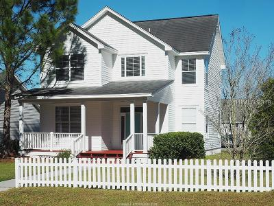Bluffton Single Family Home For Sale: 60 Able Street