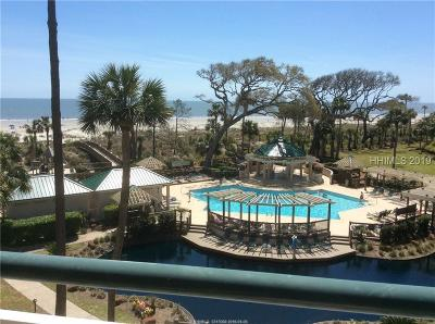 Hilton Head Island Condo/Townhouse For Sale: 51 Ocean Lane #4305