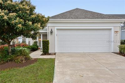 Bluffton SC Single Family Home For Sale: $309,000