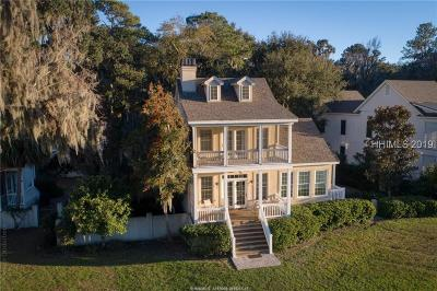 Daufuskie Island Single Family Home For Sale: 13 Osprey Ln
