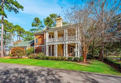 Beaufort Single Family Home For Sale: 42 Saint Phillips Boulevard