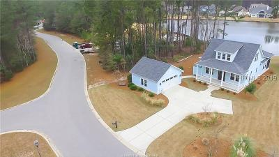 Hampton Lake Single Family Home For Sale: 25 Blue Trail Court