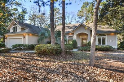 Beaufort County Single Family Home For Sale: 11 Brunson Court