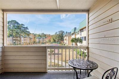 Hilton Head Island Condo/Townhouse For Sale: 239 Beach City Road #3208