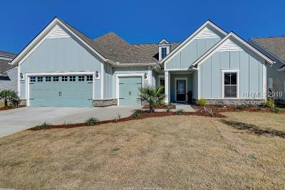 Bluffton SC Single Family Home For Sale: $529,000