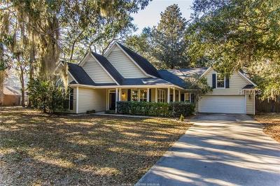 Beaufort Single Family Home For Sale: 11 Ashley Drive