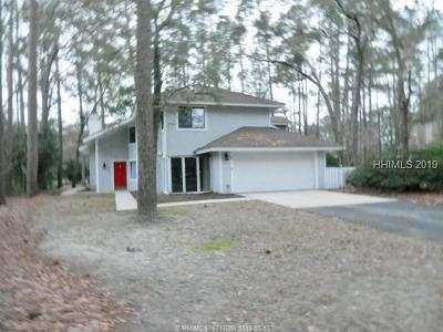 Bluffton SC Single Family Home For Sale: $238,000