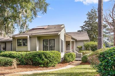 Hilton Head Island Condo/Townhouse For Sale: 8 Spartina Court #2624
