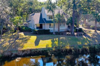 Beaufort County Condo/Townhouse For Sale: 50 Ocean Lane #107