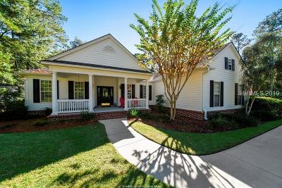 Bluffton SC Single Family Home For Sale: $545,000