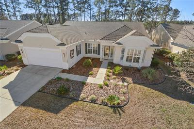 Beaufort County Single Family Home For Sale: 16 Rose Bush Lane