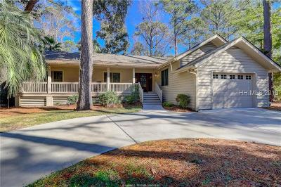 Beaufort County Single Family Home For Sale: 33 Battery Rd