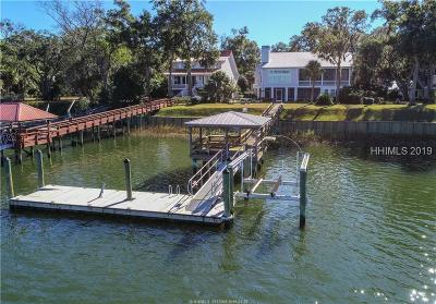 Single Family Home For Sale: 110 Myrtle Island Road
