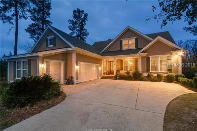 Bluffton SC Single Family Home For Sale: $699,000