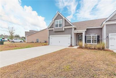 Bluffton SC Single Family Home For Sale: $264,900