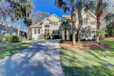 Beaufort County Single Family Home For Sale: 18 Heath Drive