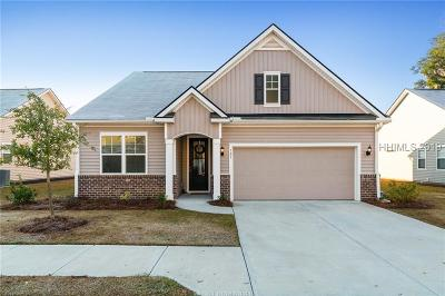 Beaufort County Single Family Home For Sale: 161 Tanners Run
