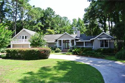 Beaufort County Single Family Home For Sale: 326 Moss Creek Drive