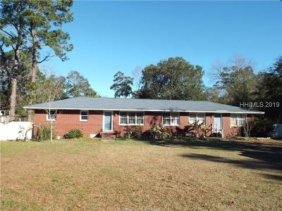 Beaufort County Single Family Home For Sale: 2807 Smilax Avenue