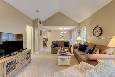 Hilton Head Island, Bluffton Condo/Townhouse For Sale: 20 Carnoustie Road #7810