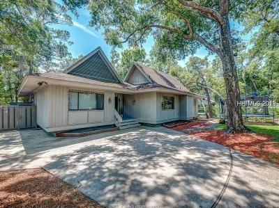 Beaufort County Single Family Home For Sale: 4 Galleon