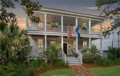Beaufort Single Family Home For Sale: 711 Duke Street