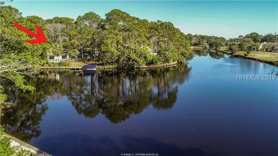 Hilton Head Island Single Family Home For Sale: 4 Low Water