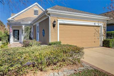 Bluffton Single Family Home For Sale: 8 Clover Drive