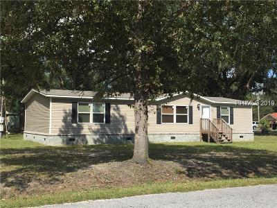 Jasper County Single Family Home For Sale: 1501 Fordville Road