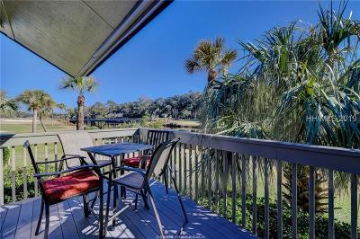 Hilton Head Island, Bluffton Condo/Townhouse For Sale: 60 Carnoustie Road #995